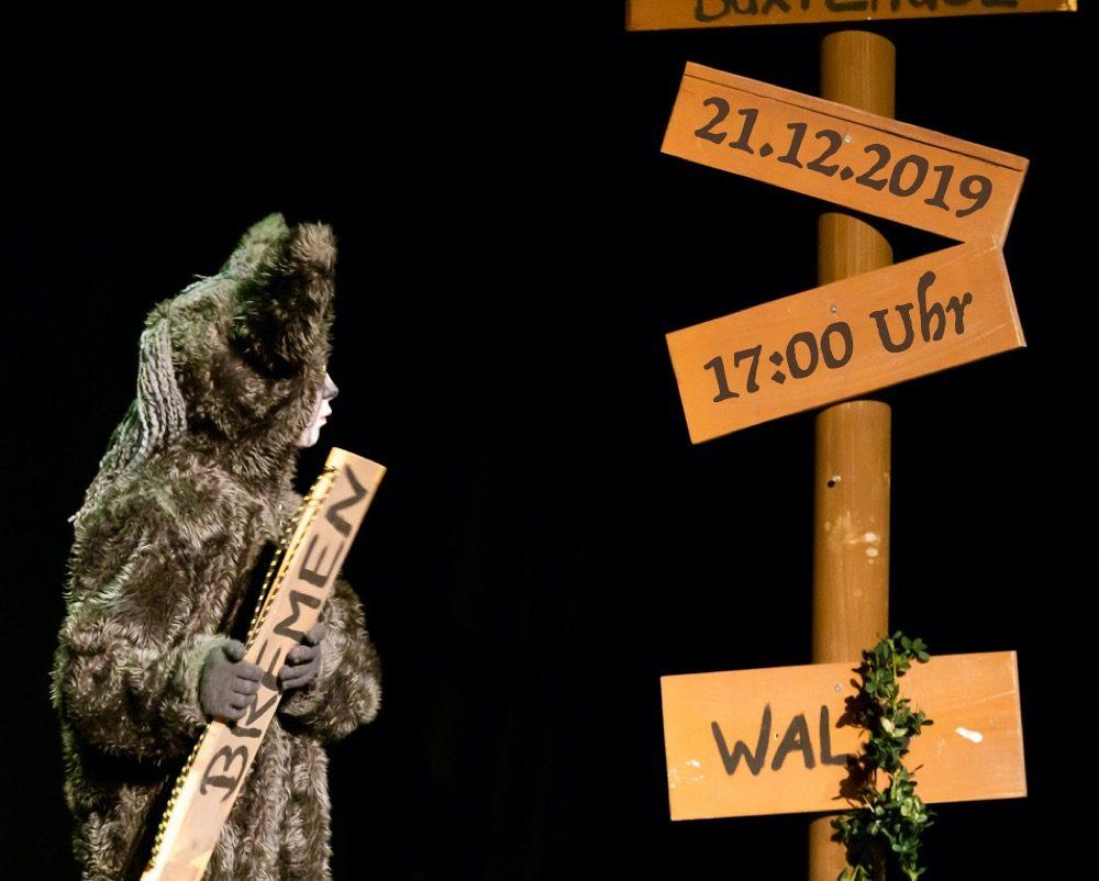Zusatzveranstaltung Die Bremer Stadtmusikanten 2019